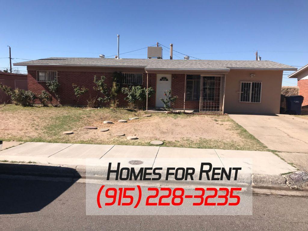 Rental property in El Paso
